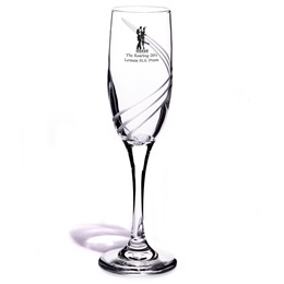 Edge Flute Glass