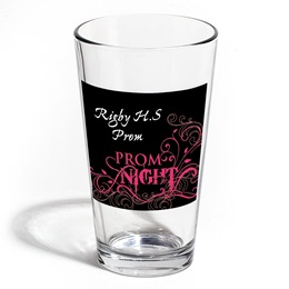 Full-color Cardini Tumbler - Prom Night Scroll