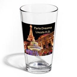 Full-color Cardini Tumbler - Paris at Night