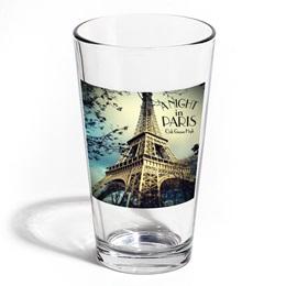 Full-color Cardini Tumbler - Eiffel Tower