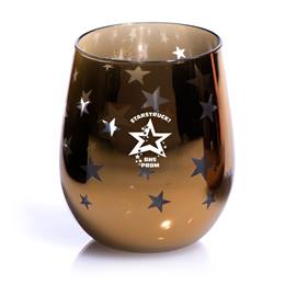Golden Starlight Bowl Tumbler