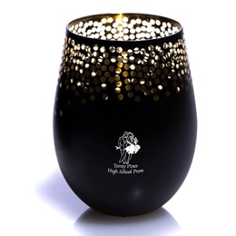 Midnight Gold Bowl Tumbler