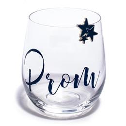 Star Clip Prom Bowl Tumbler
