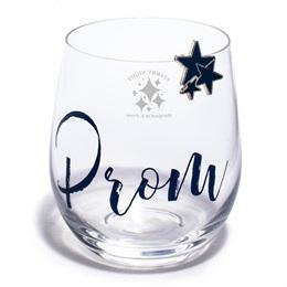 Star Clip Custom Prom Tumbler