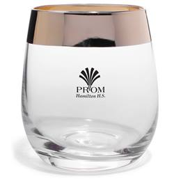 Golden Halo Bowl Tumbler