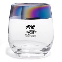 Rainbow Rim Bowl Tumbler