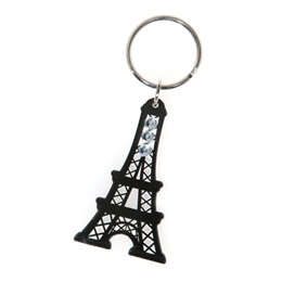 Eiffel Tower Bling Key Chain