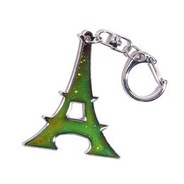 Eiffel Tower Mood Key Chain