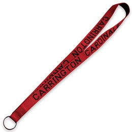 17.5 inch Lanyard w/Split Ring