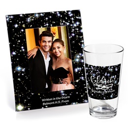 Full-color Frame and Tumbler Set - Sky Sparkle