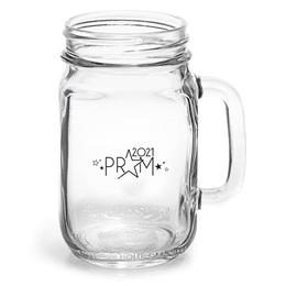 Prom 2021 Mason Jar Mug