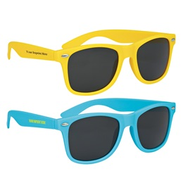 Smooth Matte Sunglasses
