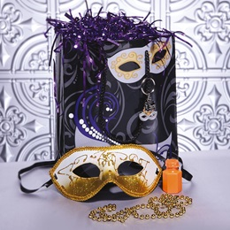 Gold Mystery and Magic Swag Bag
