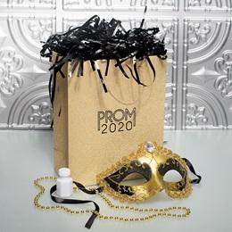 Golden Mask Swag Bag