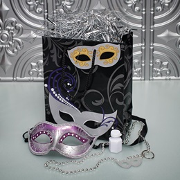 Purple Mask Swag Bag