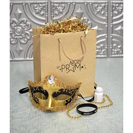 Golden Mask Prom Swag Bag