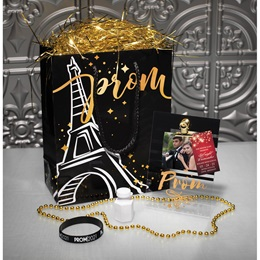 Paris Glam Prom Swag Bag
