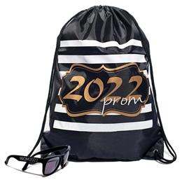 Prom Bag and Sunglasses Set