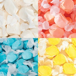 Salt Water Taffy, 3 lbs.