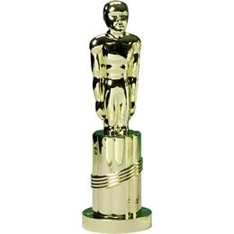 Gold Award Night Statue