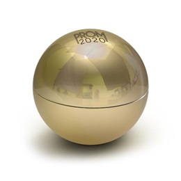 Prom 2020 Gold Metallic Lip Balm