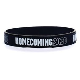 Homecoming 2020 Wristband - Black