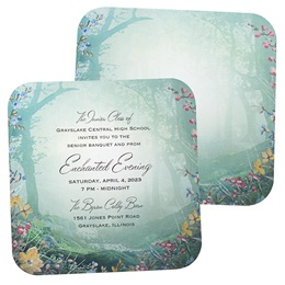 Evening Garden Invitation