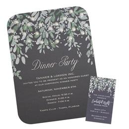 Glowing Garden Invitation/Ticket Set