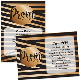 Full Color Invitations & Tickets