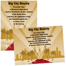 Hollywood Invitations