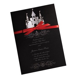 Fairytale and Castle Invitations