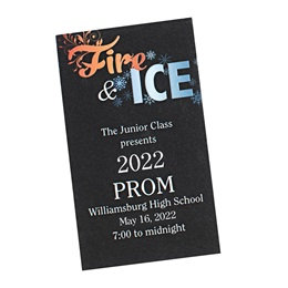 Fire & Ice Ticket