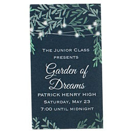 Lighted Garden Ticket