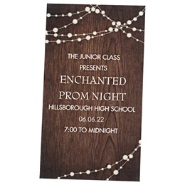 Wood & Lights Ticket