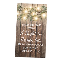 Lighted Tree Branch Ticket