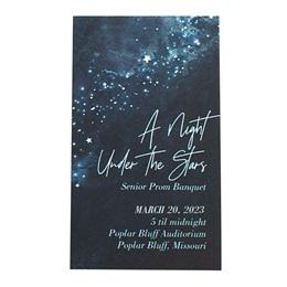 Midnight Galaxy Luxury Ticket