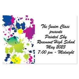 Full-color Ticket - Color Splash