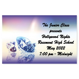 Full-color Ticket - Diamond Sparkle
