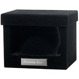 Velvet Tiara Box