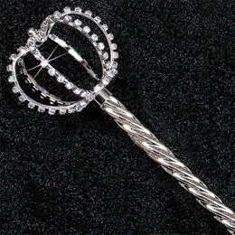 Silver Duchess Scepter, 21 in.