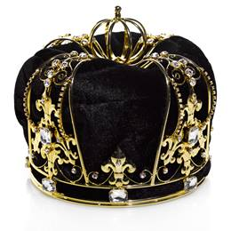 Supreme Sovereign Crown - Black