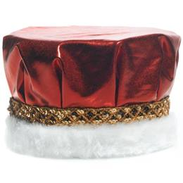 Royal Metallic Crown with gold