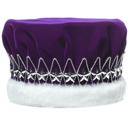 Majestic Silver Star Crown