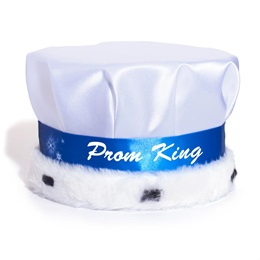 Crown with Full-color Let it Snow Band