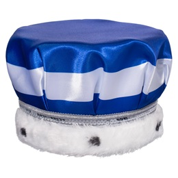 Full-color Crown - Go Big Blue