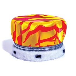 Full-color Crown - Tiger Stripes