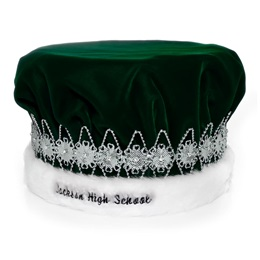 Custom Regal Crown with Silver Band