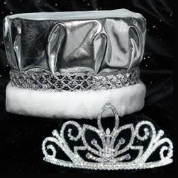 Regal Majestic King & Queen Set