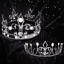 Fleur de Lis Royalty Set