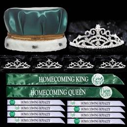 Homecoming Coronation Set with Buttons - Titania/Alisa